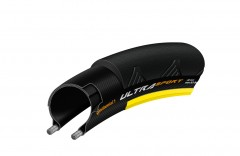 "23-622 Ultra Sport II black/yellow 28"" 700 x 23C Cestné Performance 1"