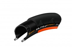 "23-622 Ultra Sport II black/orange 28"" 700 x 23C Cestné Performance 1"