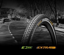 "50-622 RIDE Cruiser [Reflex] 28"" 28 x 2.0 Mestské Extra Puncture Belt"