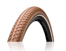 "50-622 RIDE Cruiser [Reflex] brown/brown 28"" 28 x 2.0 Mestské Extra Puncture Belt"
