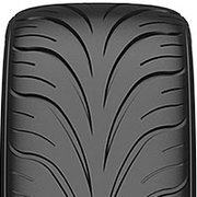 255/40 R17 595 94W LETO Federal 595 RS-R (SEMI-SLICK)